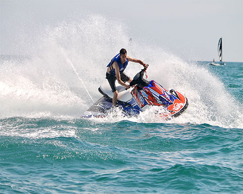 Location jet ski Montpellier
